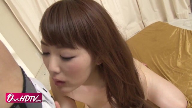 [OURSHDTV][中文字幕]Graceful but Horny Wife Rei Furuse with Shaved Pussy and Big Boobs (中出)creampied Uncenso
