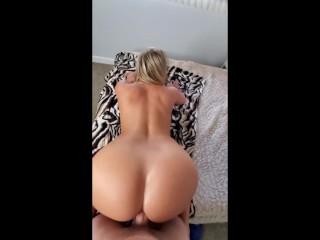 POV Big Ass College Girl Doggystyle Big Dick