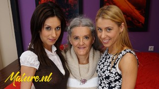 Old Grandma Lesbian