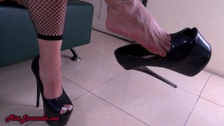 Worship My Feet and Body AsianNymphet