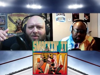 NXT Halloween Havoc - Smackin' It Raw Ep. 168