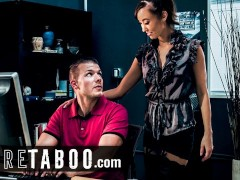 Pure Taboo Girly-girl Instructor Christy Love Asks Masculine Schoolgirl To Get Her Pregnant