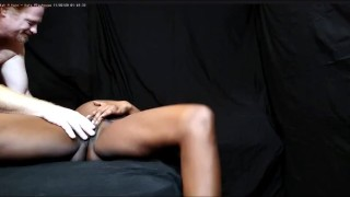 KatNKain - Watch me get fucked from behind. pussy flowing. doggy style. that wet sloppy