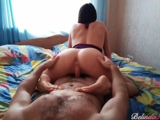 Minx Fucks In Different Poses And Gets Hot Cum In Mouth