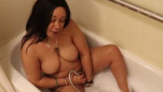 Soapy pussy