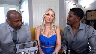Big Ass Kenzie Taylor Wants Anal With Big Black Cocks