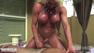 Muscle Girl Porn Domination Fuck