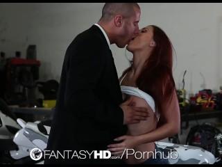 FANTASYHD Wild Fantasy Dreams Come To Life For Horny Sexaholics