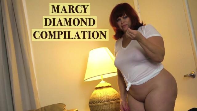 NICHE PARADE - Hot MILF Marcy Diamond Compilation