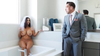 BANGBROS - Watch Our Tia Cyrus Compilation Now & Bust A Nut