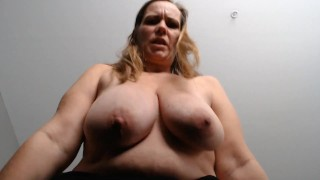 Taboo mommy catches you strokin to lil stepsis panties