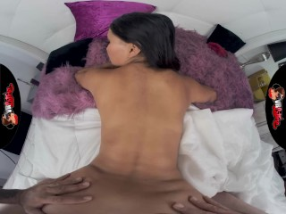 VRLatina – Big Breast Colombian Babe Riding Your Cock – VR