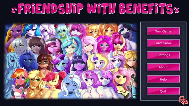Mlp 2021 Christmas Special Pornhub Friendship With Benefits Ep 1 The Great And Powerful Pornhub Com