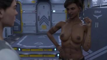 Eros Sector: Aliens And Futas-Ep3
