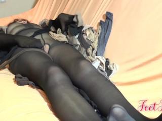 My favourite sexy pantyhose