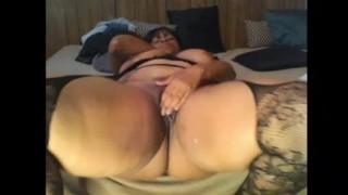 Ebony Bondage Orgasm