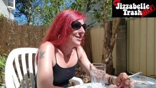 Exclusive Interview with Jizzabelle Trash MILF