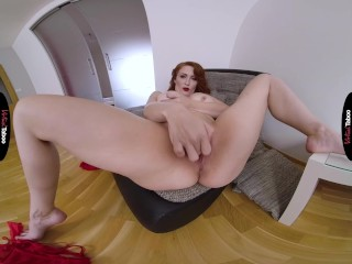 VIRTUAL TABOO – Lady In Hot Red