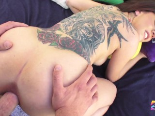 Anal Fucked Nerdy Teen with Glasses chubby latina anal