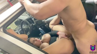 Big Ass Latina gets a Rough Anal Fuck after teasing boyfriend all day