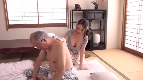 Old man sex real Old »