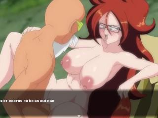 Super Slut Z Tournament (DBZ) - Dragon Ball - Sex Scene - C21