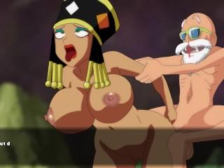 Super Slut Z Tournament (DBZ) - Dragon Ball - Sex Scene - Hels