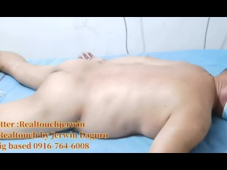 1/3 ASIAN PINOY SEAMAN DAD MASSAGE SESSION WITH REALTOUCH JERWIN