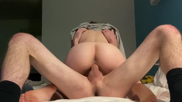 Skinny Riding Porn