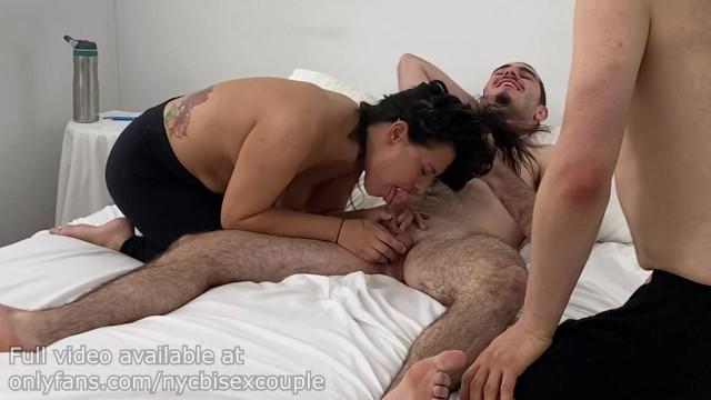 Bi swinger orgy