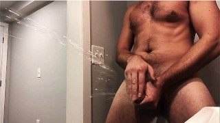 HOT GUY WITH NICE BODY MALE SQUIRTING LIKE A GIRL