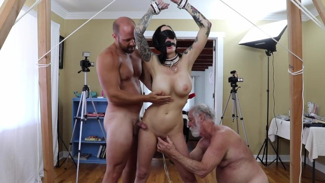 Brooke Lyn (DSC6-5) Edge Play Bondage Anal Oral Fingering Doggystyle Squirting Creampie