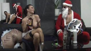 Perverted Santa and a dirty XMAS story!