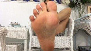 FOOT MASSAGE - DOMINA PAULINA