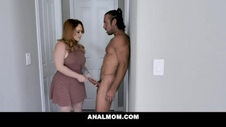 Step Mom Anal Threesome With Teen And Her Boyfriend