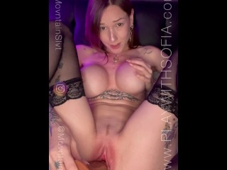 ANAL Slut Sexts with Facetime Date