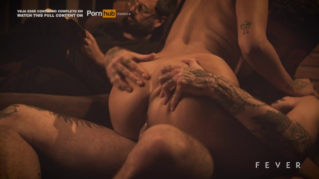 Perfect Big Ass Latina take two Dicks in Horny Threesome - TRAILER Film CAPITAL SIN