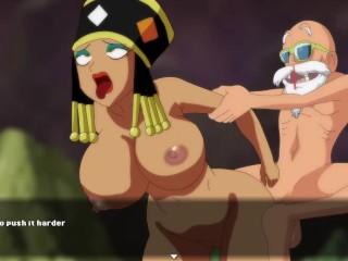 Super Slut Z Tournament - Dragon Ball - Helles Sex Scene Part 9 By LoveSkySanX