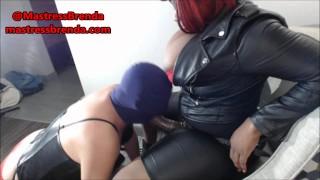 Mastress Brenda's Cocksucking Slave Boy