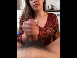 Cute Casual Twenties Girl Gets All My Cum POV 4K