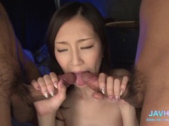 Real Japanese Group Sex Uncensored Vol 66 on JavHD Net