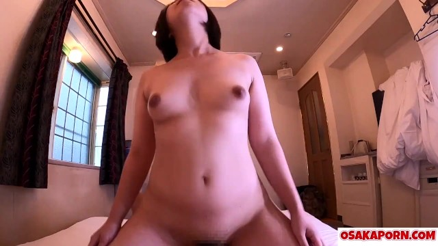 Cute Asian loves sex of cowgirl and doggy after enjoys blowjob. Yuki 4 OSAKAPORN