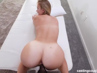 Tan Lines and A Perfect Ass On This PAWG Watch Her Tryout For A Rap Video