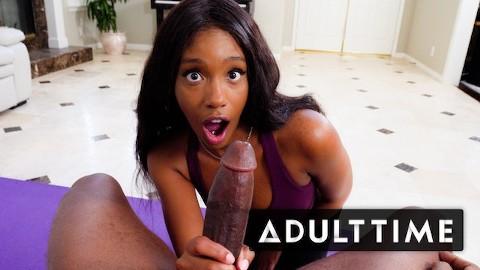 Black stepsister gets fucked by white stepbrother in sleep Black Stepsister Porn Videos Pornhub Com