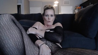 Damn it I am soo horny for you MILF loves your cock