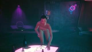 Cyberpunk 2077 hooker scenes