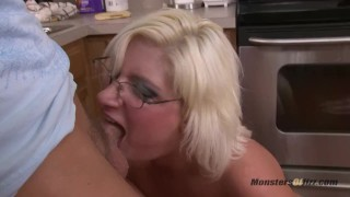 Monsters Of Jizz Fucking and Facial Compilation