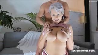 Angel Wicky loves big cock at SecretFriends