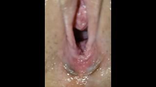 Look Deep Inside Me!! Asian Slut Gaped By Extension