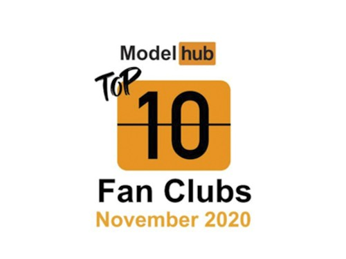 Top Fan Clubs Of November 2020 - Pornhub Model Program